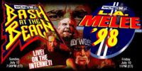 WCW Internet-only Special Events and PPVs (Lost 1997-1998 Audio Streams)