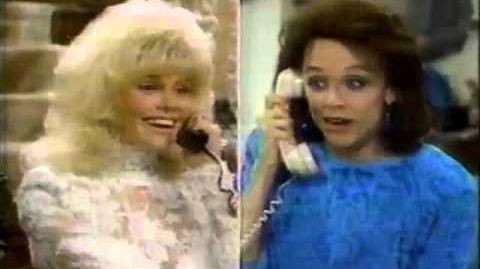 Easy Street & Valerie 1986 NBC Promo