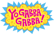 Yo Gabba Gabba! logo svg