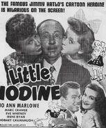 Little Iodine 1946 poster 4