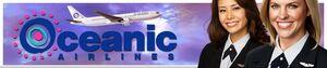 Oceanic web banner