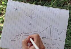 Kates map