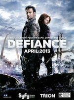 Defiance poster