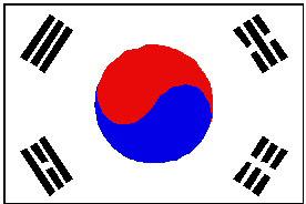 Bestand:Koreanflag.jpg