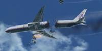 Ruptura en el aire