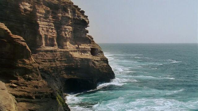 ملف:Cliffside Cave Exterior.jpg
