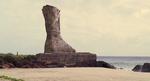 5x16 Statue ruins