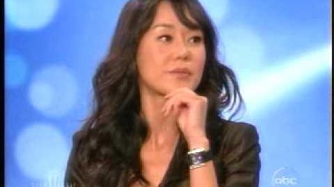 Yun Jin Kim on The View