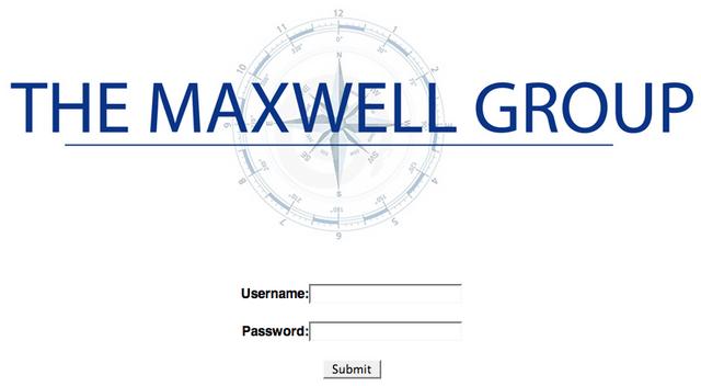 Ficheiro:Maxwellwebsitescreenshot.png
