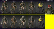 Waysider costumes