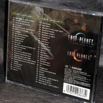 LP1+2 Original Sound Track Back