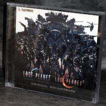 LP1+2 Original Sound Track Front