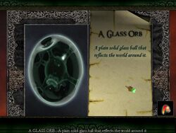 """Limbo of the Lost """"Glass Orb"""""""