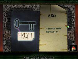 "Limbo of the Lost ""Key"""