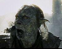 Orc head close osgil