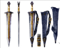 King Thror's Sword