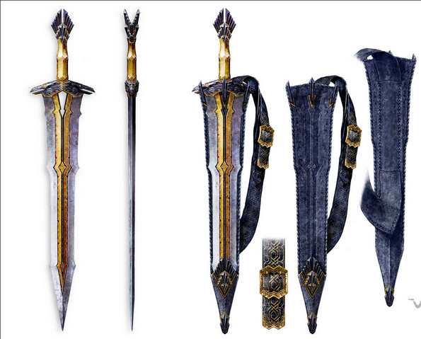 File:King Thror's Sword.png
