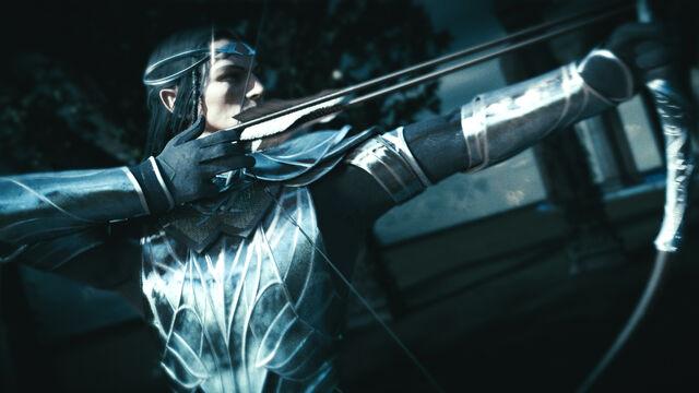 File:Shadow of Mordor - Celebrimbor weapon.jpg