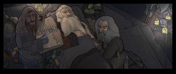 Balin's death