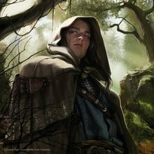 Elladan by Magali Villeneuve