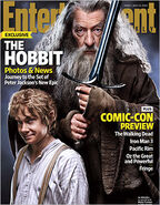 Entertainment Weekly - July 13, 2012