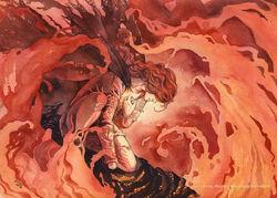 Jenny Dolfen - It ends in flame