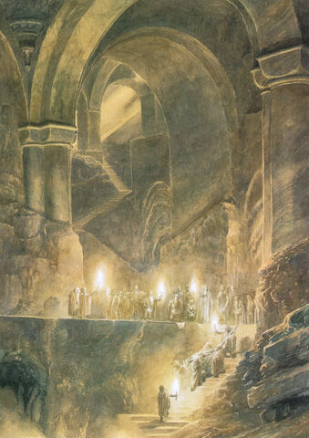 File:Alan Lee - Burial of Thorin Oakenshield.jpg