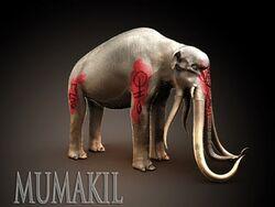 Mumakil without tower