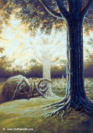 File:Ungoliant and the Two Trees.jpg