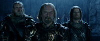 Theoden at helms deep