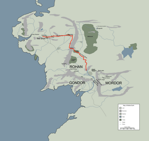 File:Trip taken fellowship of the ring middle earth.PNG