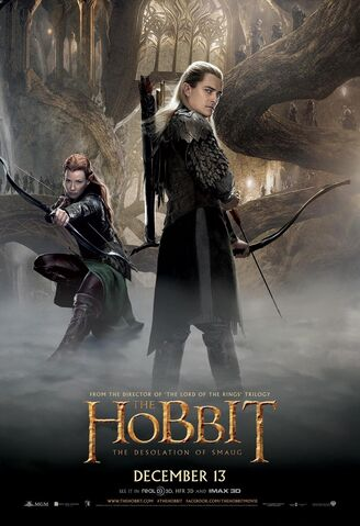 File:Hobbit the desolation of smaug tauriel legolas poster2.jpg