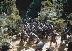 Amon Hen Battle