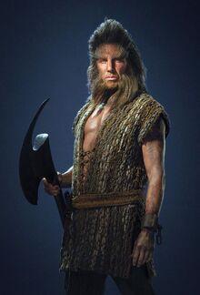 Beorn in The Hobbit films