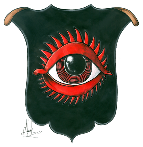 File:Coat of Arms of Sauron by Alexander Liptak.png