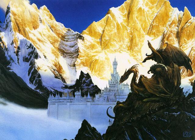 File:John Howe - Morgoth's Forces before Gondolin.jpg