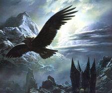 LOTR mega-eagle