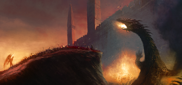 File:Glaurung by ralphdamiani-d9r1qnu.png