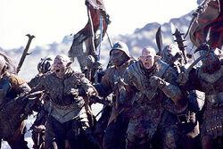 Orcs of the nesline