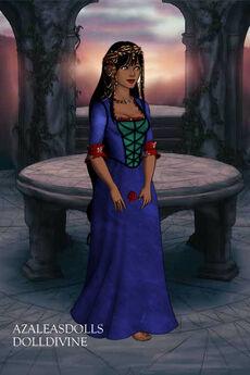 Violet Rosepetal