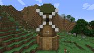 Hobbit Windmill