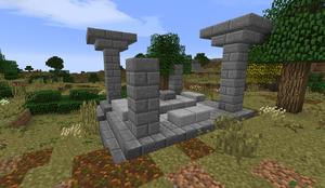 Small Stone Ruin - Lone-Lands B28