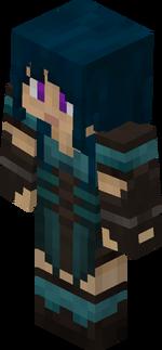BluehushSkin