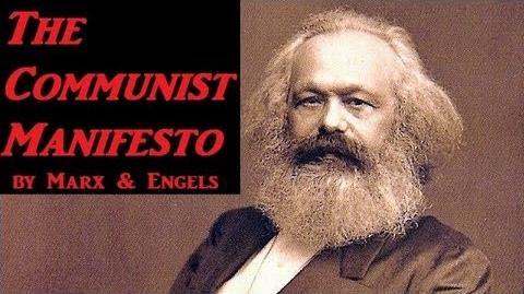 The Communist Manifesto - FULL Audio Book - by Karl Marx & Friedrich Engels