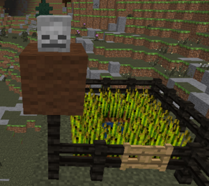 Angmar Scarecrow
