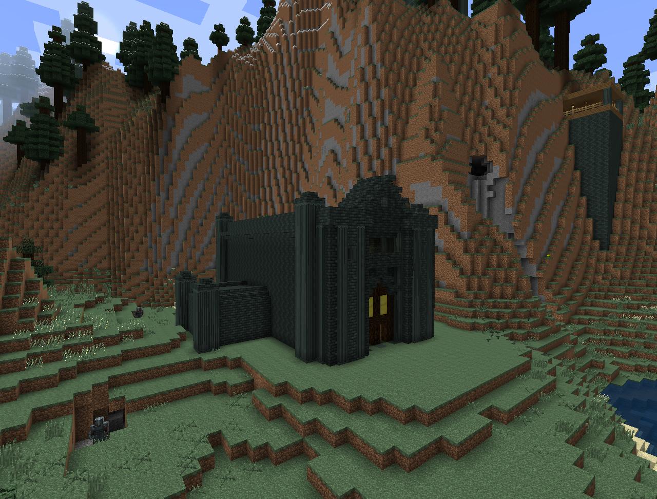 Lotr dwarf city minecraft
