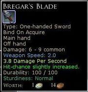 BregarsBlade