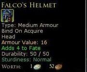 FalcosHelmet
