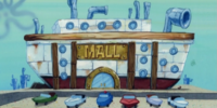 Spongebob:Bikini Bottom Mall