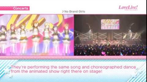 """""""Love Live! School Idol Project"""" Project Trailer (Official)"""